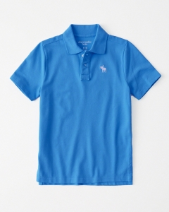 Polo AF màu xanh dương
