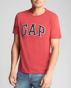 Áo thun Gap đỏ cam