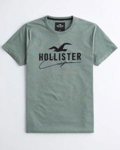 Áo Hollister xanh cốm
