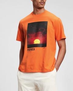 Gap Relax Fit màu cam