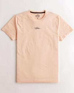 Áo Hollister màu cam