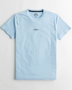 Áo thun Hollister xanh