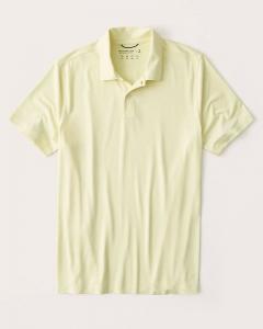 Áo Polo nam màu vàng