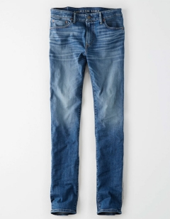 Jean American Ealge Medium Blue