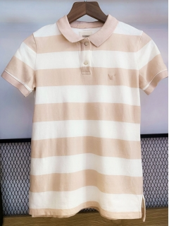 Polo American Eagle sọc