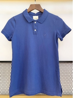 Polo American Eagle xanh navy