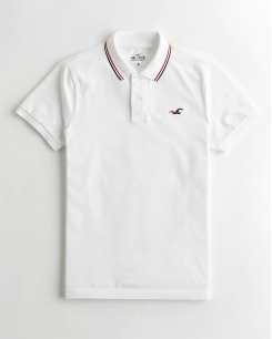 Polo Hollister Stretch Tipped